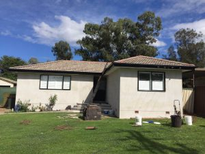 Winston Hills roof restoration services