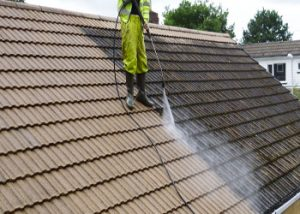 Roof Cleaning North St Ives