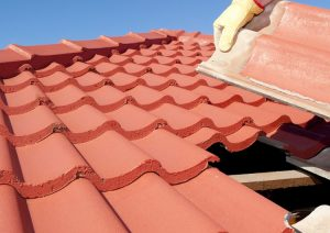 North Seaforth Roof Repairs